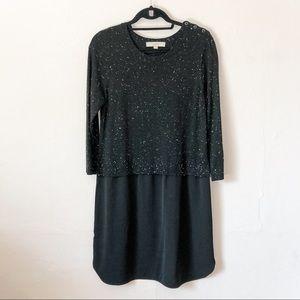 LOFT Sweater Top Dress
